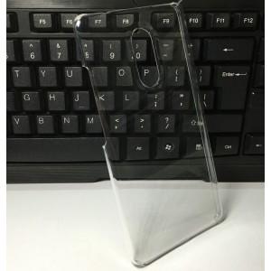 Пластиковый транспарентный чехол для ZTE Nubia Z11 Max