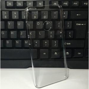 Пластиковый транспарентный чехол для Huawei Honor 8 Lite