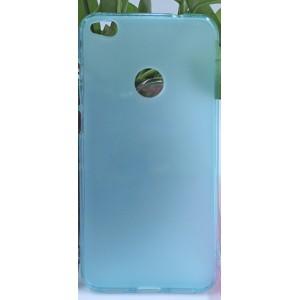 Силиконовый матовый полупрозрачный чехол для Huawei Honor 8 Lite