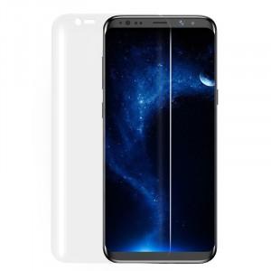 Экстразащитная термопластичная уретановая пленка на плоскую и изогнутые поверхности экрана для Samsung Galaxy S8
