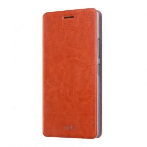 Глянцевый чехол горизонтальная книжка подставка на силиконовой основе для Huawei Honor 8 Lite