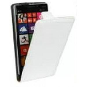 Чехол вертикальная книжка на клеевой основе на магнитной защелке для Acer Liquid Z330