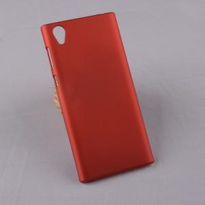 Пластиковый непрозрачный матовый чехол для Sony Xperia XA1 Ultra