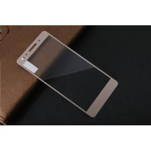 Полноэкранное ультратонкое износоустойчивое сколостойкое олеофобное защитное стекло-пленка для Huawei Honor 7