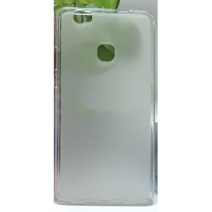 Силиконовый матовый полупрозрачный чехол для Huawei Honor Note 8
