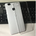 Пластиковый транспарентный чехол для Huawei Honor Note 8