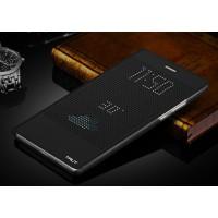 Точечный чехол смарт флип с функциями оповещения для Huawei Honor Note 8