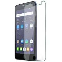 Ультратонкое износоустойчивое сколостойкое олеофобное защитное стекло-пленка для Alcatel OneTouch Pop Star