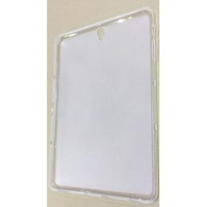 Силиконовый матовый полупрозрачный чехол для Samsung Galaxy Tab S3