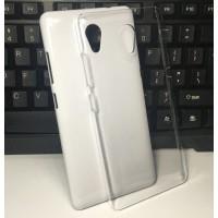 Пластиковый транспарентный чехол для Lenovo P2