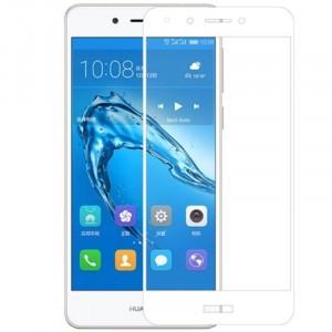 Полноэкранное ультратонкое износоустойчивое сколостойкое олеофобное защитное стекло-пленка для Huawei Honor 6C