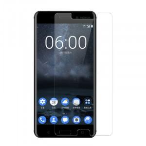 Ультратонкое износоустойчивое сколостойкое олеофобное защитное стекло-пленка для Nokia 6