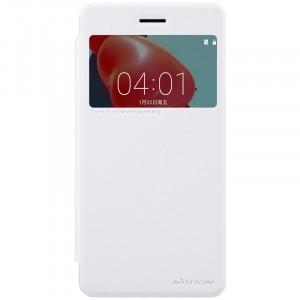 Чехол горизонтальная книжка на пластиковой нескользящей премиум основе для Nokia 6