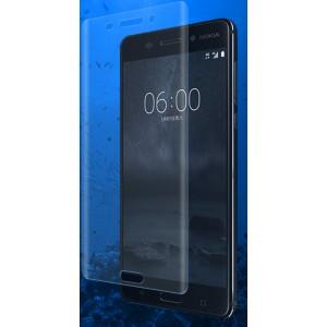 Экстразащитная термопластичная уретановая пленка на плоскую и изогнутые поверхности экрана для Nokia 6