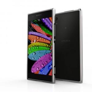 Металлический прямоугольный бампер сборного типа на винтах для Sony Xperia XA1