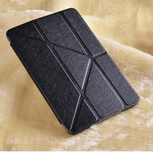 Оригами чехол книжка подставка на транспарентной поликарбонатной основе для Ipad (2017)/Ipad (2018)
