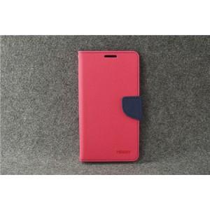 Чехол горизонтальная книжка подставка на силиконовой основе с отсеком для карт на магнитной защелке для Asus ZenFone Live