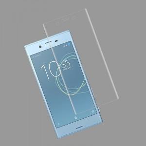 Экстразащитная термопластичная уретановая пленка на плоскую и изогнутые поверхности экрана для Sony Xperia XZ Premium
