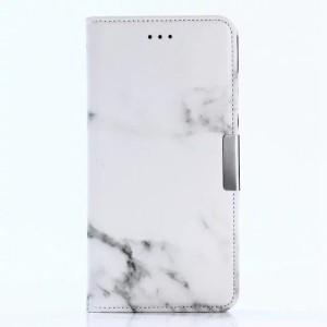 Чехол горизонтальная книжка подставка текстура Узоры на силиконовой основе с отсеком для карт для Asus ZenFone 3 Zoom