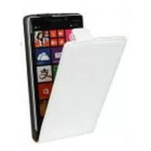 Чехол вертикальная книжка на клеевой основе на магнитной защелке для Alcatel A5 LED