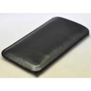 Кожаный вощеный мешок для Samsung Galaxy S8 Plus