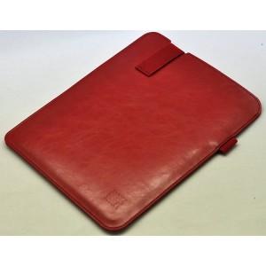 Кожаный мешок (иск. вощеная кожа) для Microsoft Surface Pro 4  Красный