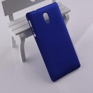 Пластиковый непрозрачный матовый чехол для Nokia 3