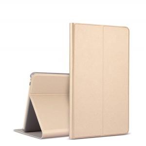 Чехол книжка подставка на непрозрачной поликарбонатной основе для Huawei MediaPad T3 8  Бежевый