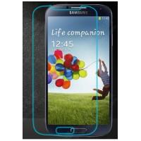 Ультратонкое износоустойчивое сколостойкое олеофобное защитное стекло-пленка для Samsung Galaxy S4