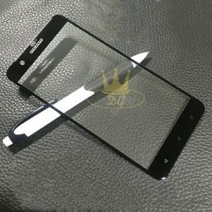 Полноэкранное ультратонкое износоустойчивое сколостойкое олеофобное защитное стекло-пленка для HTC One X10