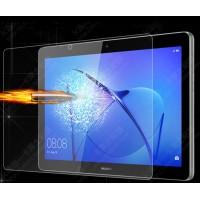 Ультратонкое износоустойчивое сколостойкое олеофобное защитное стекло-пленка для Huawei MediaPad T3 10