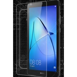 Ультратонкое износоустойчивое сколостойкое олеофобное защитное стекло-пленка для Huawei MediaPad T3 7