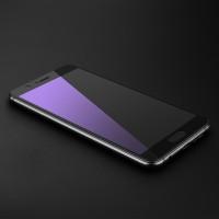 Полноэкранное ультратонкое износоустойчивое сколостойкое олеофобное защитное стекло-пленка для Huawei Honor 9  Черный
