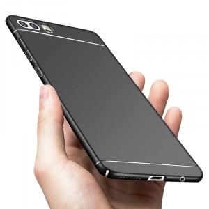 Пластиковый непрозрачный матовый чехол с улучшенной защитой элементов корпуса для Huawei Honor 9