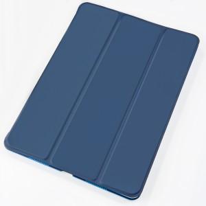 Сегментарный чехол книжка подставка на транспарентной поликарбонатной основе для Ipad Pro 10.5