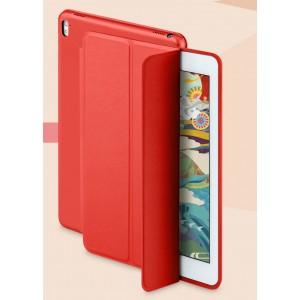 Сегментарный чехол книжка подставка на непрозрачной основе для Ipad Pro 10.5 Красный