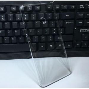 Пластиковый транспарентный чехол для Xiaomi Mi Max 2