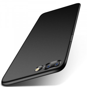 Силиконовый матовый непрозрачный чехол для OnePlus 5