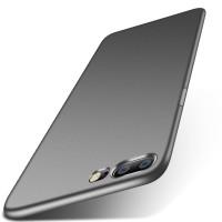 Силиконовый матовый непрозрачный чехол для OnePlus 5  Серый