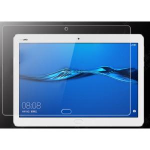 Ультратонкое износоустойчивое сколостойкое олеофобное защитное стекло-пленка для Huawei MediaPad M3 Lite 10