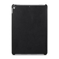 Кожаный чехол накладка (премиум нат. кожа) для Ipad Pro 10.5 Черный