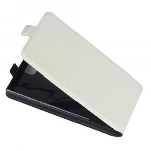 Чехол вертикальная книжка на силиконовой основе на магнитной защелке для BlackBerry KEYone