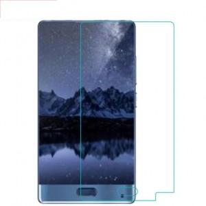Ультратонкое износоустойчивое сколостойкое олеофобное защитное стекло-пленка для Doogee Mix