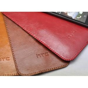 Кожаный вощеный мешок для HTC One A9