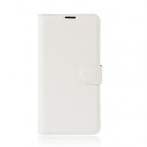 Чехол портмоне подставка на силиконовой основе на магнитной защелке для Alcatel A3