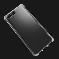 Силиконовый глянцевый транспорентный дизайнерский фигурный чехол с усиленными углами для OnePlus 5