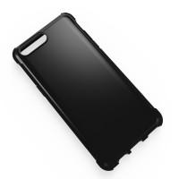 Силиконовый матовый непрозрачный дизайнерский фигурный чехол с усиленными углами для OnePlus 5
