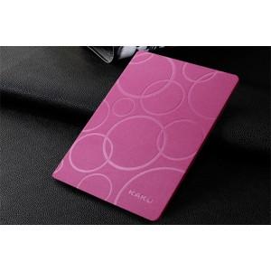 Чехол книжка подставка текстура Узоры на непрозрачной поликарбонатной основе для Huawei MediaPad M3 Lite 8