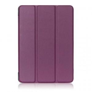 Сегментарный чехол книжка подставка на непрозрачной поликарбонатной основе для Lenovo Tab 4 10 Plus