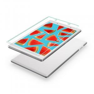 Ультратонкое износоустойчивое сколостойкое олеофобное защитное стекло-пленка для Lenovo Tab 4 8